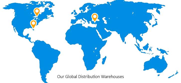 Global Distribution Warehouses
